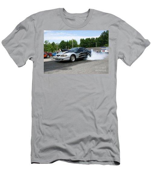 8582 06-15-2015 Esta Safety Park Men's T-Shirt (Athletic Fit)