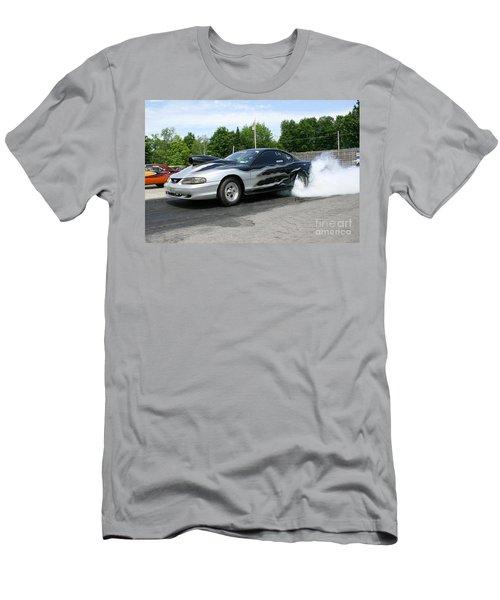 8583 06-15-2015 Esta Safety Park Men's T-Shirt (Athletic Fit)