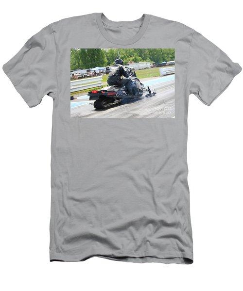 8738 06-15-2015 Esta Safety Park Men's T-Shirt (Athletic Fit)