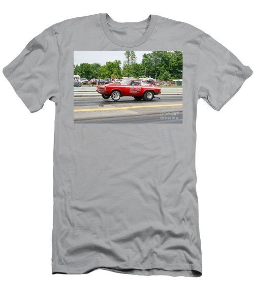 8856 06-15-2015 Esta Safety Park Men's T-Shirt (Athletic Fit)