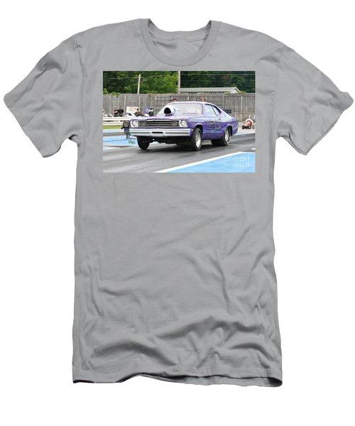 8940 06-15-2015 Esta Safety Park Men's T-Shirt (Athletic Fit)