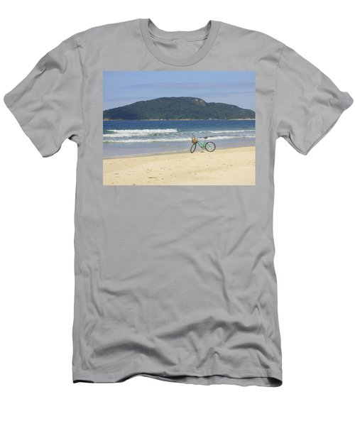 A Bike At The Beach Men's T-Shirt (Athletic Fit)