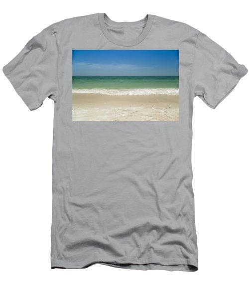 A Calm Wave Men's T-Shirt (Athletic Fit)