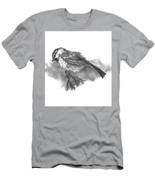 A Chickadee Named Didi Men's T-Shirt (Athletic Fit)