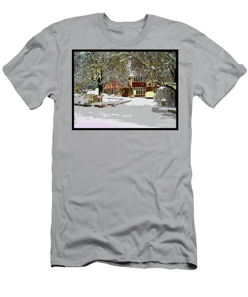 A Cosy Home Men's T-Shirt (Athletic Fit)