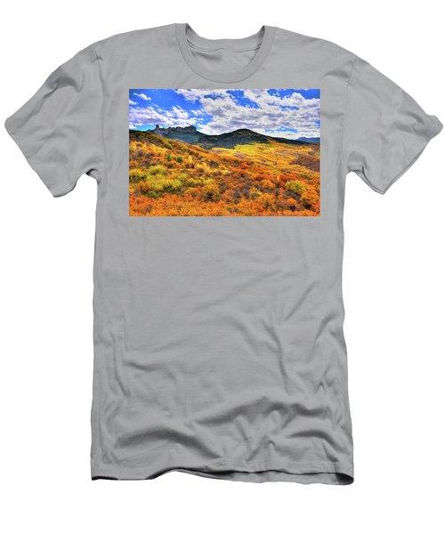 A  Distant Dream Men's T-Shirt (Athletic Fit)