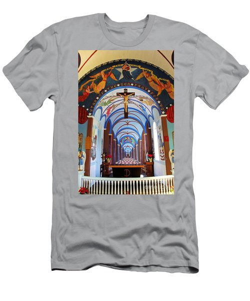A Father's Masterpiece Men's T-Shirt (Athletic Fit)