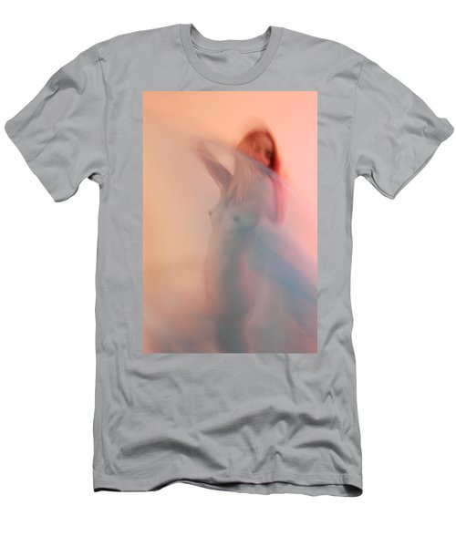 Men's T-Shirt (Slim Fit) featuring the photograph A Fleeting Moment In Time by Joe Kozlowski