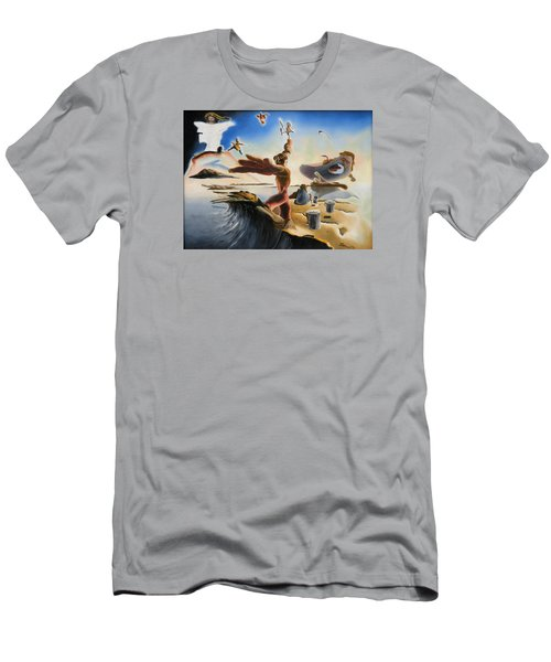 A Last Minute Apocalyptic Education Men's T-Shirt (Athletic Fit)