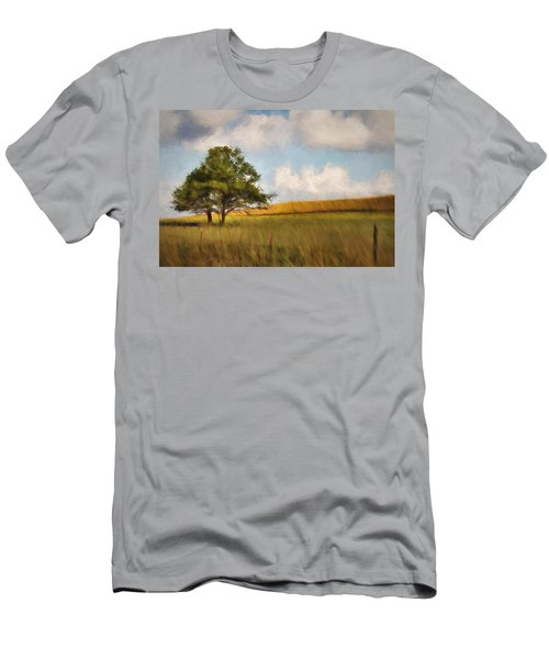 A Little Shade Men's T-Shirt (Slim Fit) by Lana Trussell