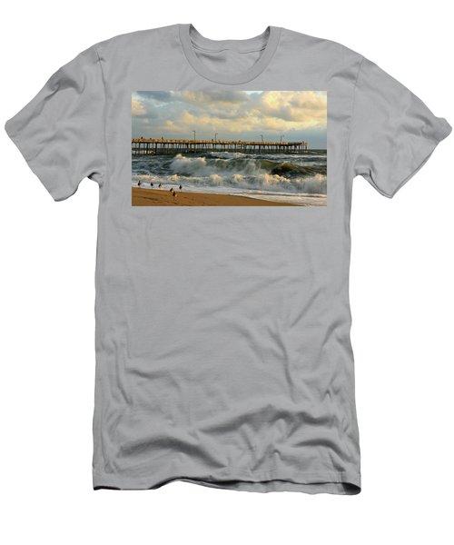 A Little Too Rough Men's T-Shirt (Athletic Fit)
