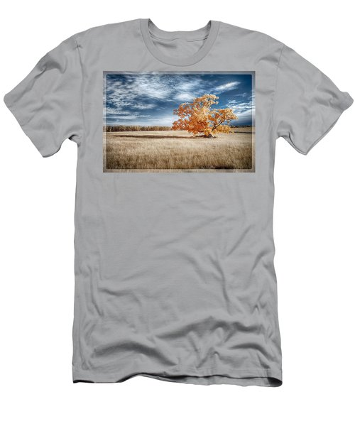 A Lone Tree Men's T-Shirt (Athletic Fit)