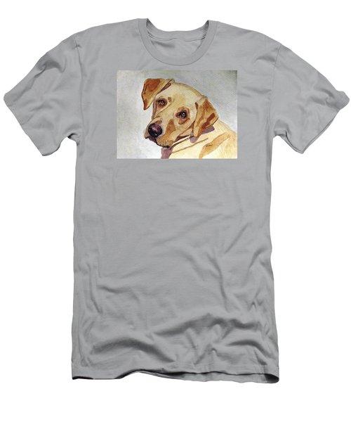 A Mellow Yellow Men's T-Shirt (Athletic Fit)