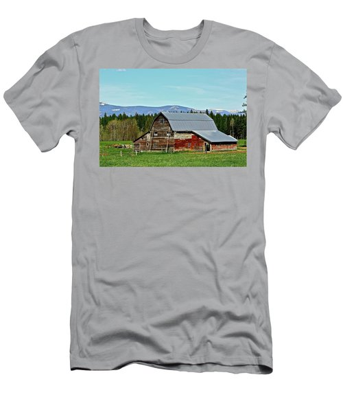 A Peaceful Place Men's T-Shirt (Athletic Fit)