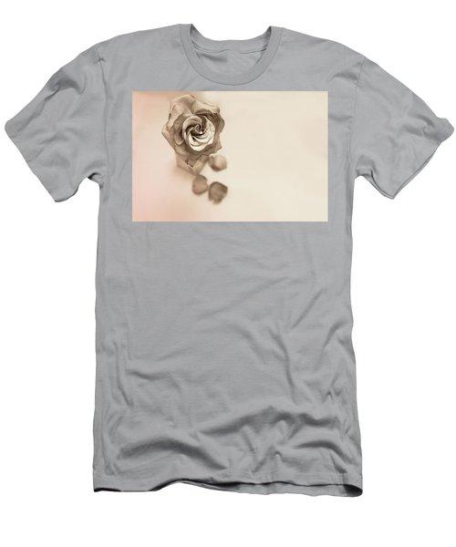 A Petal Falls Men's T-Shirt (Athletic Fit)