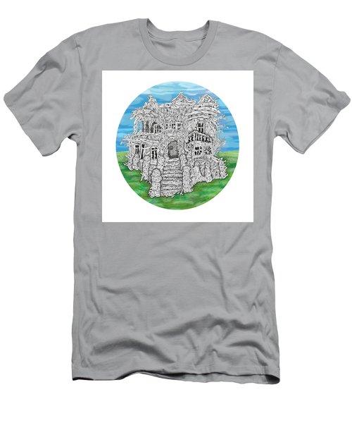 House Of Secrets Men's T-Shirt (Athletic Fit)
