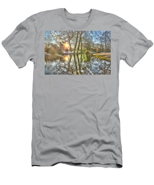 A Pond In Rotterdam Men's T-Shirt (Athletic Fit)