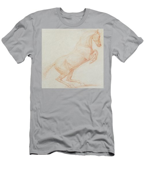 A Prancing Horse Men's T-Shirt (Athletic Fit)