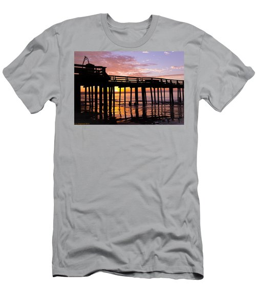 A Quiet And Beautiful Start Men's T-Shirt (Athletic Fit)