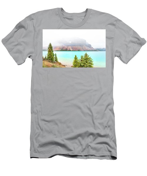 Men's T-Shirt (Athletic Fit) featuring the photograph A Quiet Place by John Poon