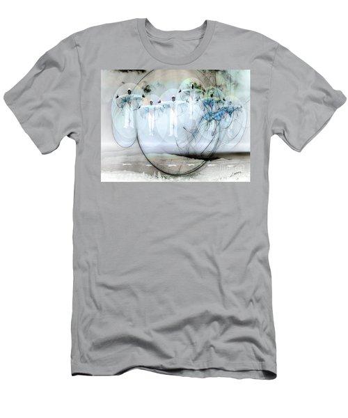 A Rainbow Of Souls Men's T-Shirt (Athletic Fit)