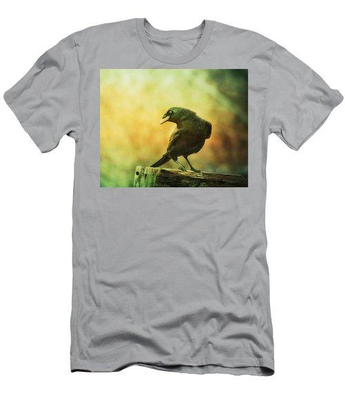 A Ravens Poise Men's T-Shirt (Athletic Fit)