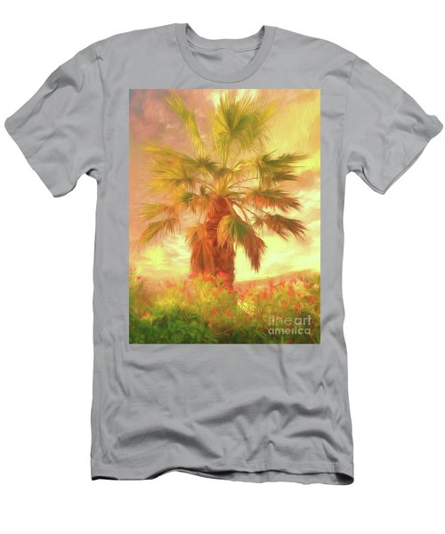 Men's T-Shirt (Athletic Fit) featuring the photograph A Refreshing Change Of Scenery by Leigh Kemp
