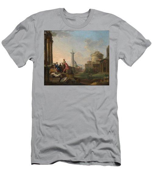 A Roman Capriccio Men's T-Shirt (Athletic Fit)