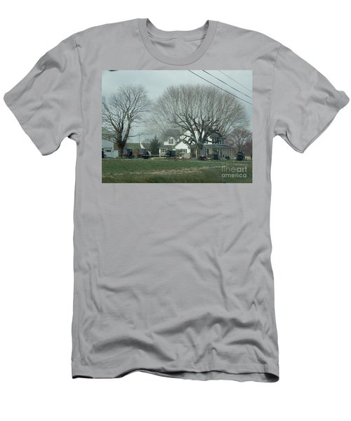A Springtime Gathering Men's T-Shirt (Athletic Fit)