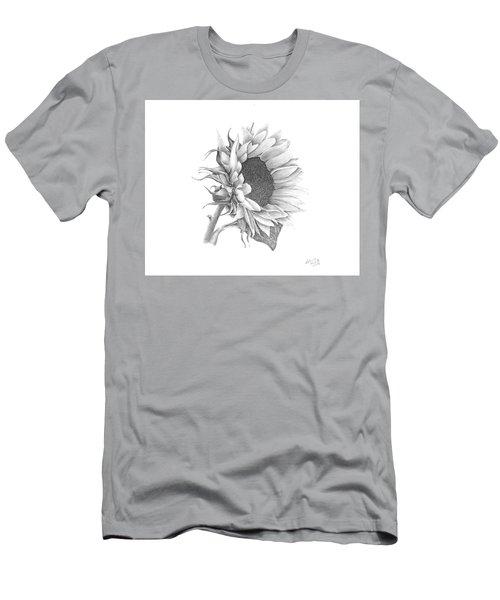 A Sunflowers Beauty Men's T-Shirt (Athletic Fit)
