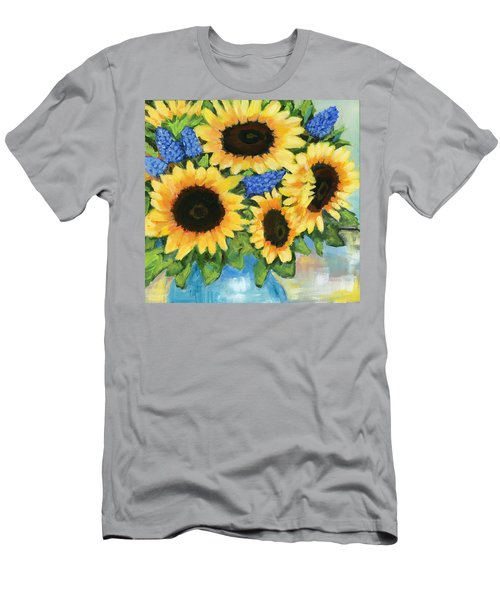 A Sunny Arrangement Men's T-Shirt (Athletic Fit)
