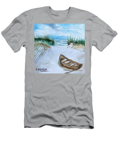 A Trip To The Beach Men's T-Shirt (Athletic Fit)