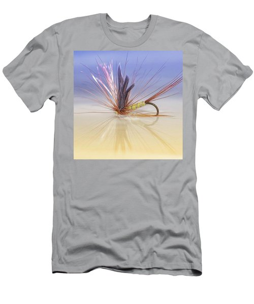 A Trout Fly (greenwell's Glory) Men's T-Shirt (Athletic Fit)