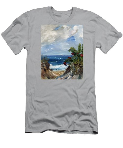 A Welcoming Way Men's T-Shirt (Athletic Fit)