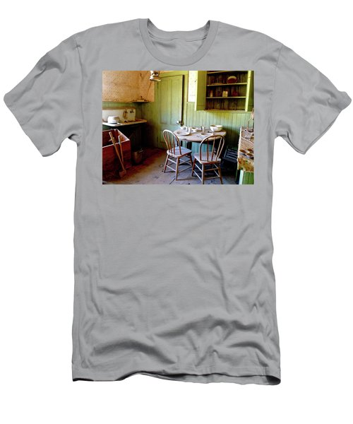 Abandoned Kitchen Men's T-Shirt (Athletic Fit)