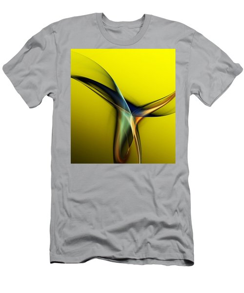 Abstract 060311 Men's T-Shirt (Athletic Fit)