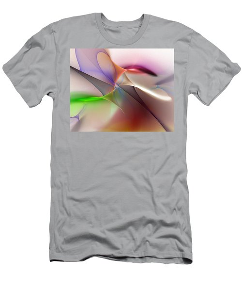 Abstract 082710 Men's T-Shirt (Athletic Fit)