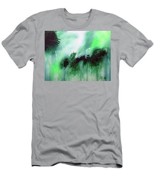 Abstract 2013013 Men's T-Shirt (Athletic Fit)