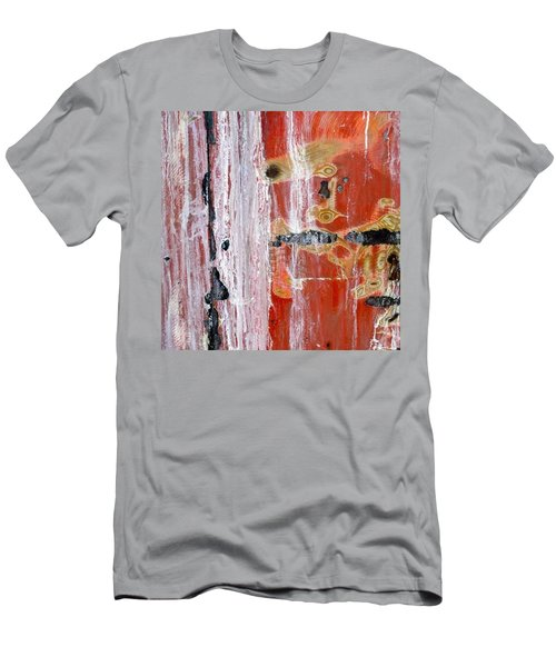 Abstract By Edward M. Fielding - Men's T-Shirt (Athletic Fit)