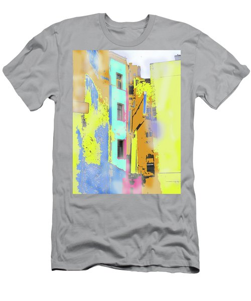 Abstract  Images Of Urban Landscape Series #2 Men's T-Shirt (Athletic Fit)