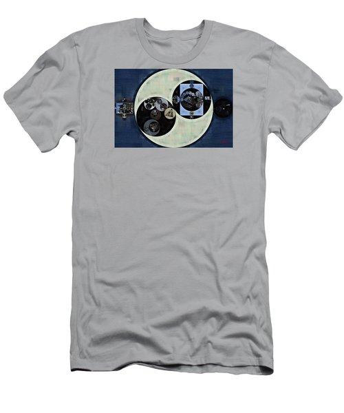Abstract Painting - Madison Men's T-Shirt (Slim Fit) by Vitaliy Gladkiy