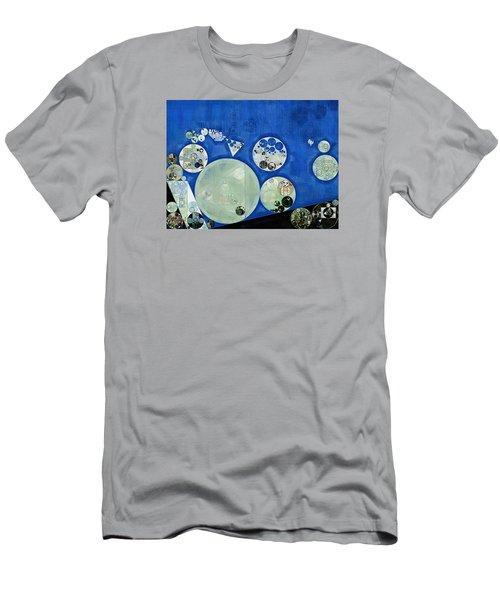 Abstract Painting - Rainee Men's T-Shirt (Slim Fit) by Vitaliy Gladkiy