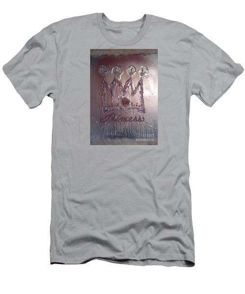 Abstract Princess Dreams Of Grandeur Men's T-Shirt (Slim Fit) by Talisa Hartley