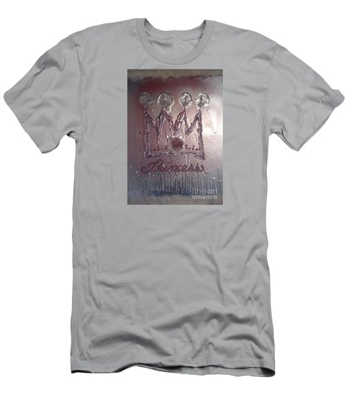 Abstract Princess Dreams Of Grandeur Men's T-Shirt (Athletic Fit)