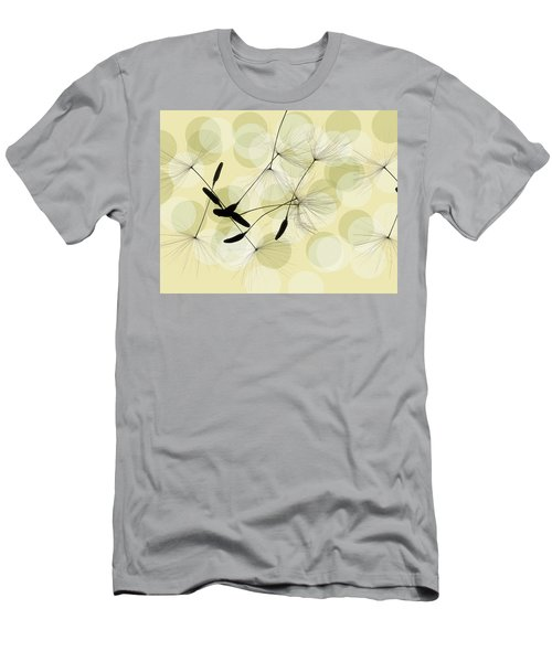 Abstract Botanical Men's T-Shirt (Athletic Fit)