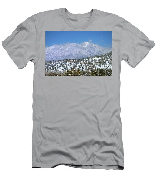 After The Blizzard Men's T-Shirt (Athletic Fit)