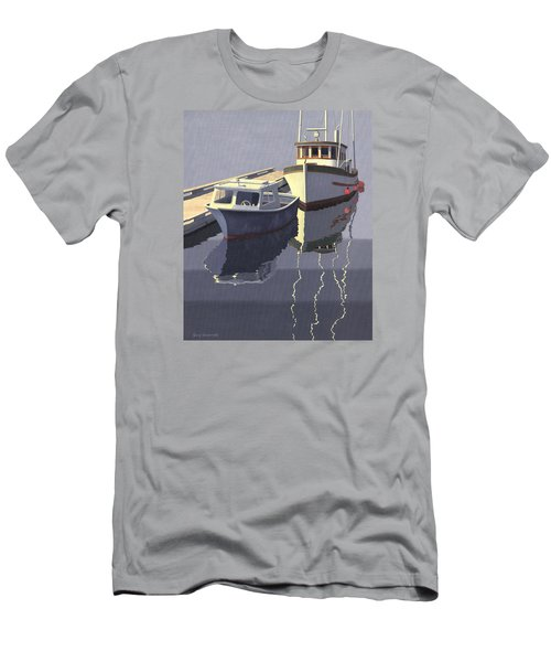 After The Rain Men's T-Shirt (Slim Fit) by Gary Giacomelli