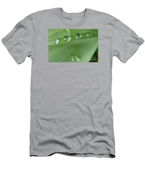 Men's T-Shirt (Slim Fit) featuring the photograph After The Rain by Jean Bernard Roussilhe