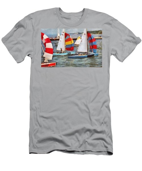 After The Regatta  Men's T-Shirt (Athletic Fit)