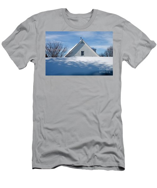 After The Snowfall Men's T-Shirt (Athletic Fit)